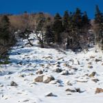 Winter trekking in Primorye