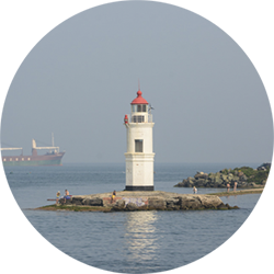 Tokarevskiy Lighthouse
