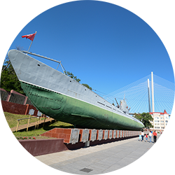 Vladivostok History and Culture Tour