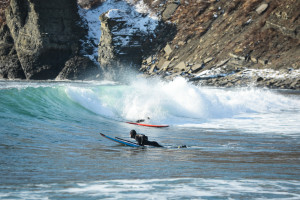big wave winter surfing vladivostok
